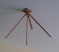 stropná pyramída