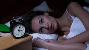 zlý spánok